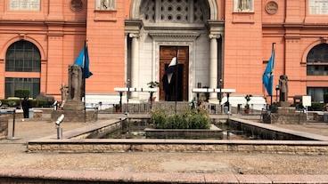 大埃及博物館/