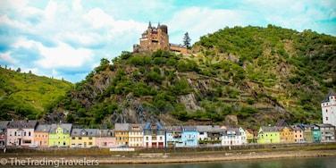 Mitte, Koblenz, Rheinland-Pfalz, Deutschland