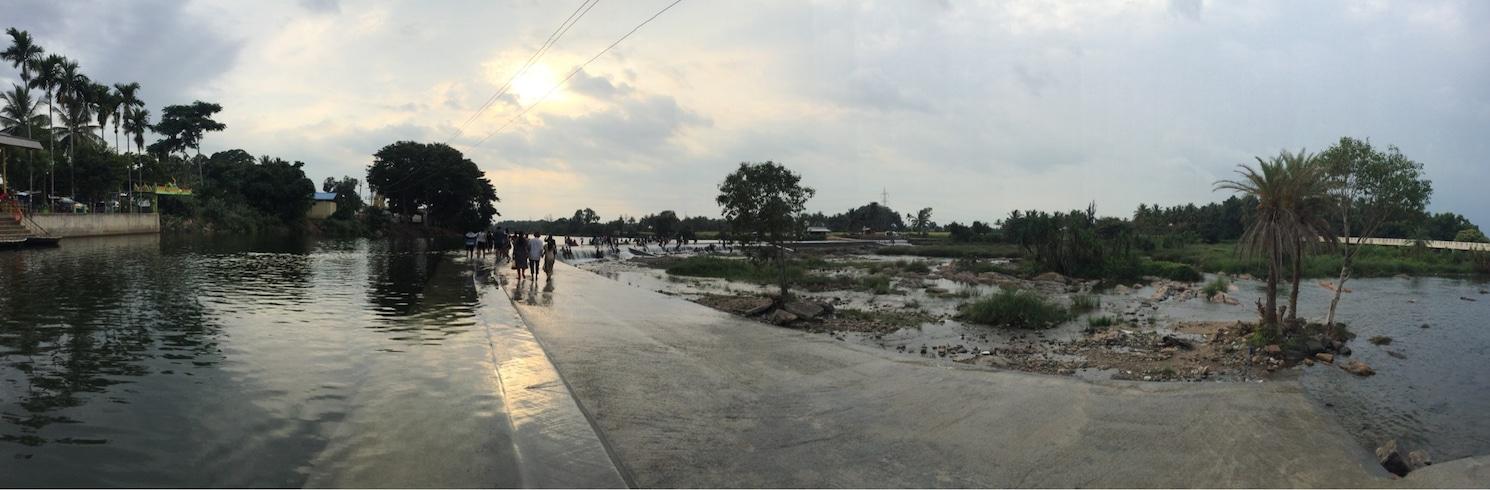 Richmond Town, India