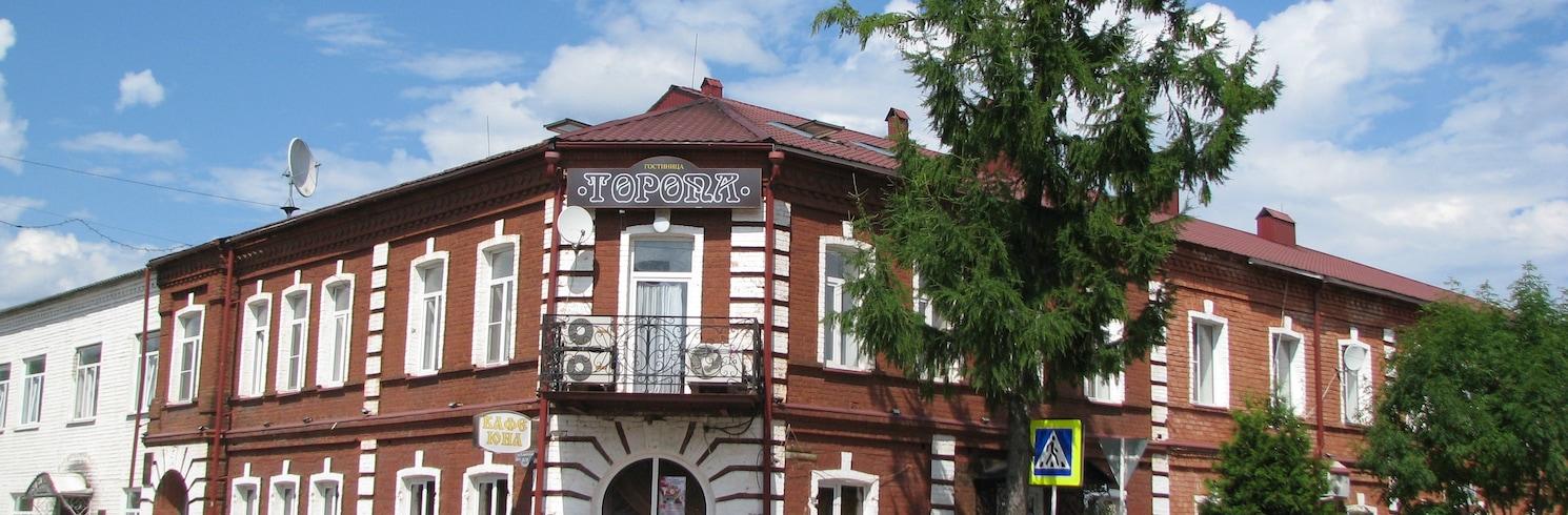 Toropetsky District, Russia