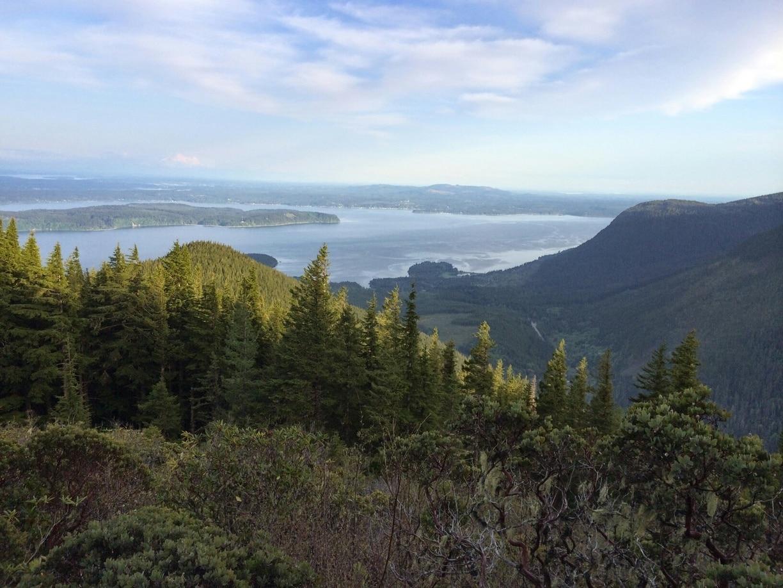 Mount Walker Viewpoint, Washington, USA