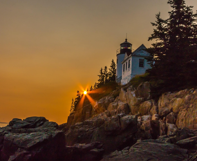 Bass Harbor Head Lighthouse, Maine, United States of America