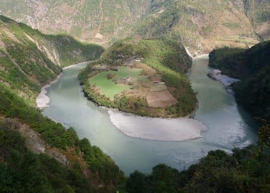Nujiang Lisu, China