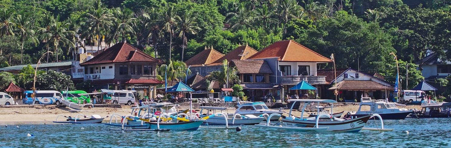 Padangbai, Indonesië