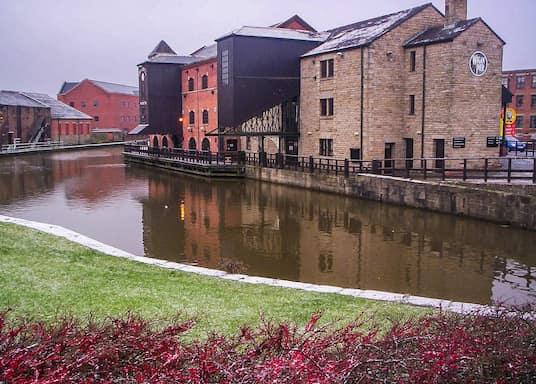 Wigan, Egyesült Királyság