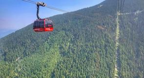 Remontée mécanique Peak 2 Peak Gondola Whistler