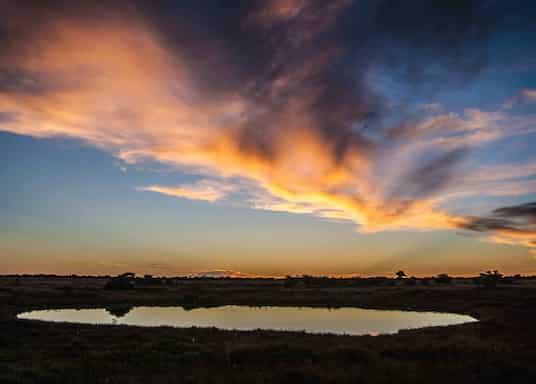 Okaukuejo, Namibia