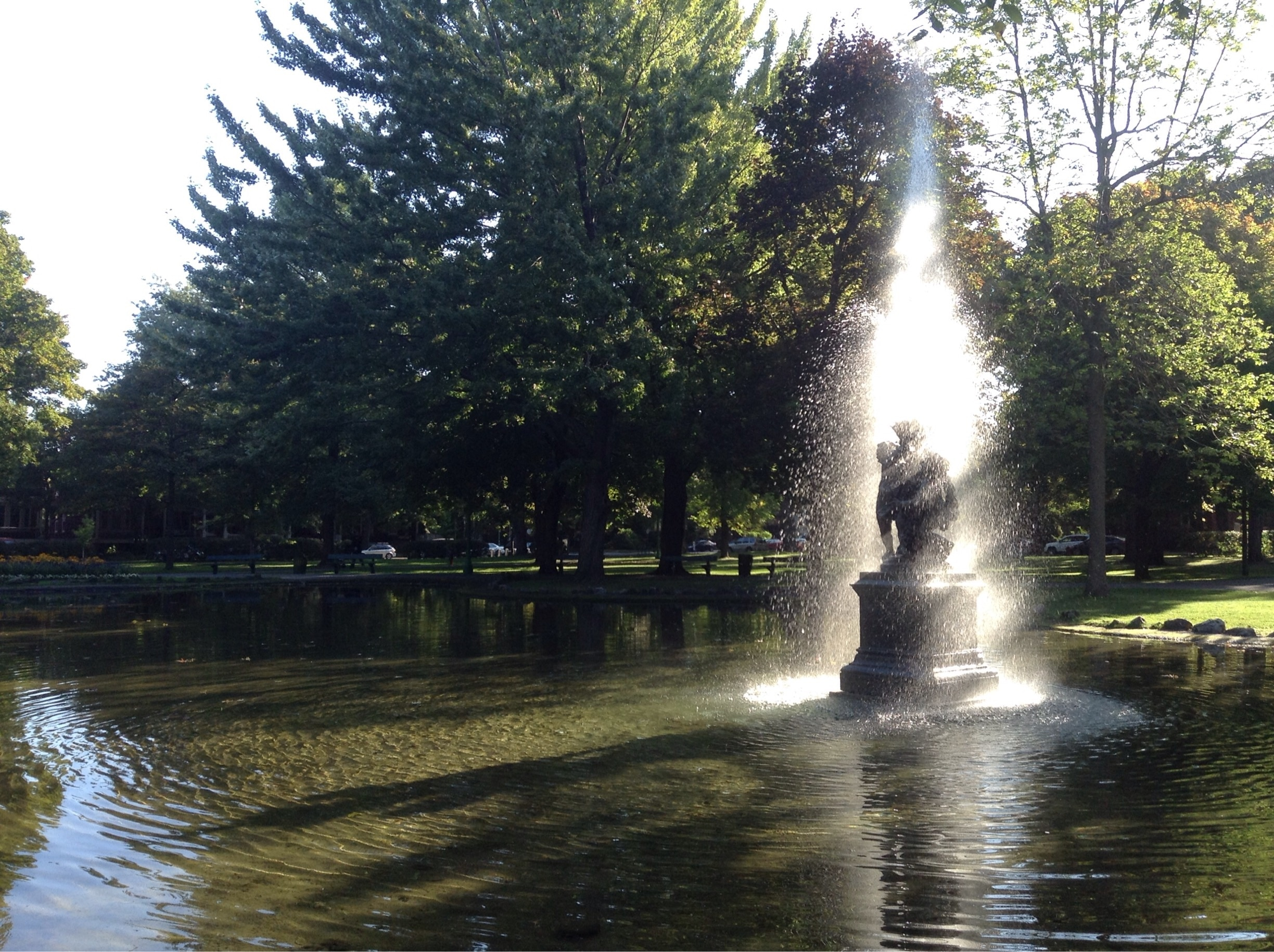 Parc Outremont, Montreal, Quebec, Canada