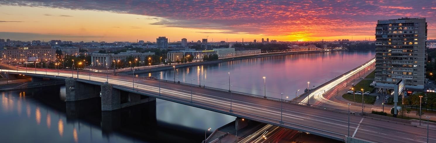 Farforovaya, Russia