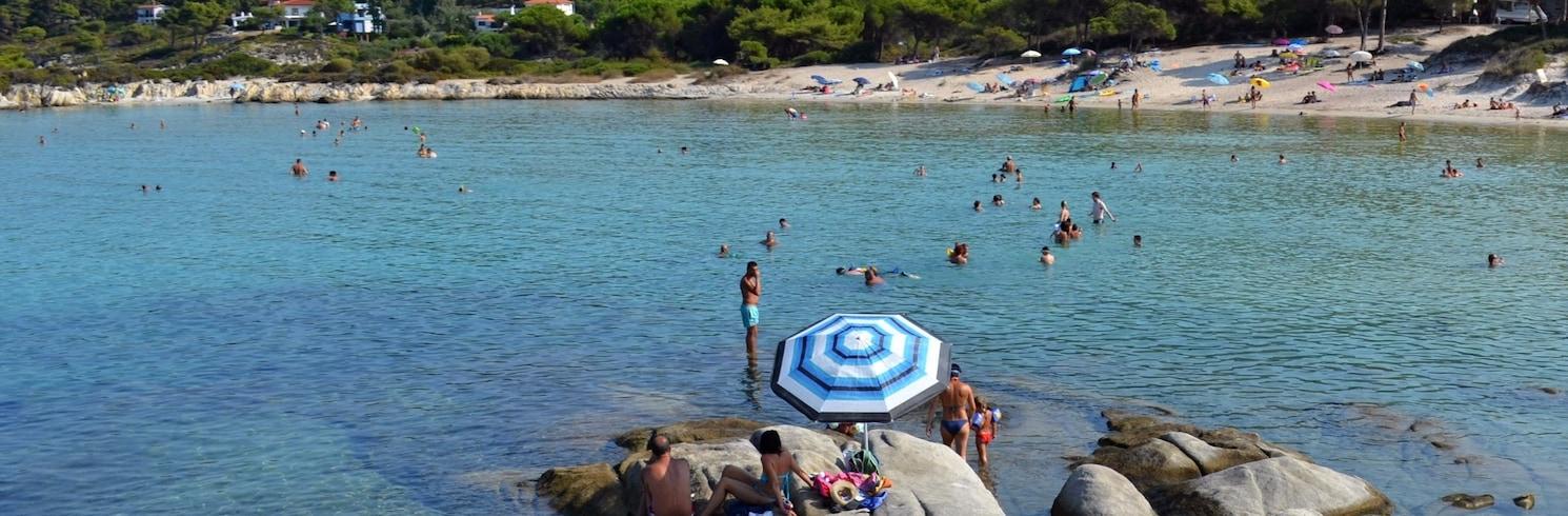 Vourvourou, Hellas