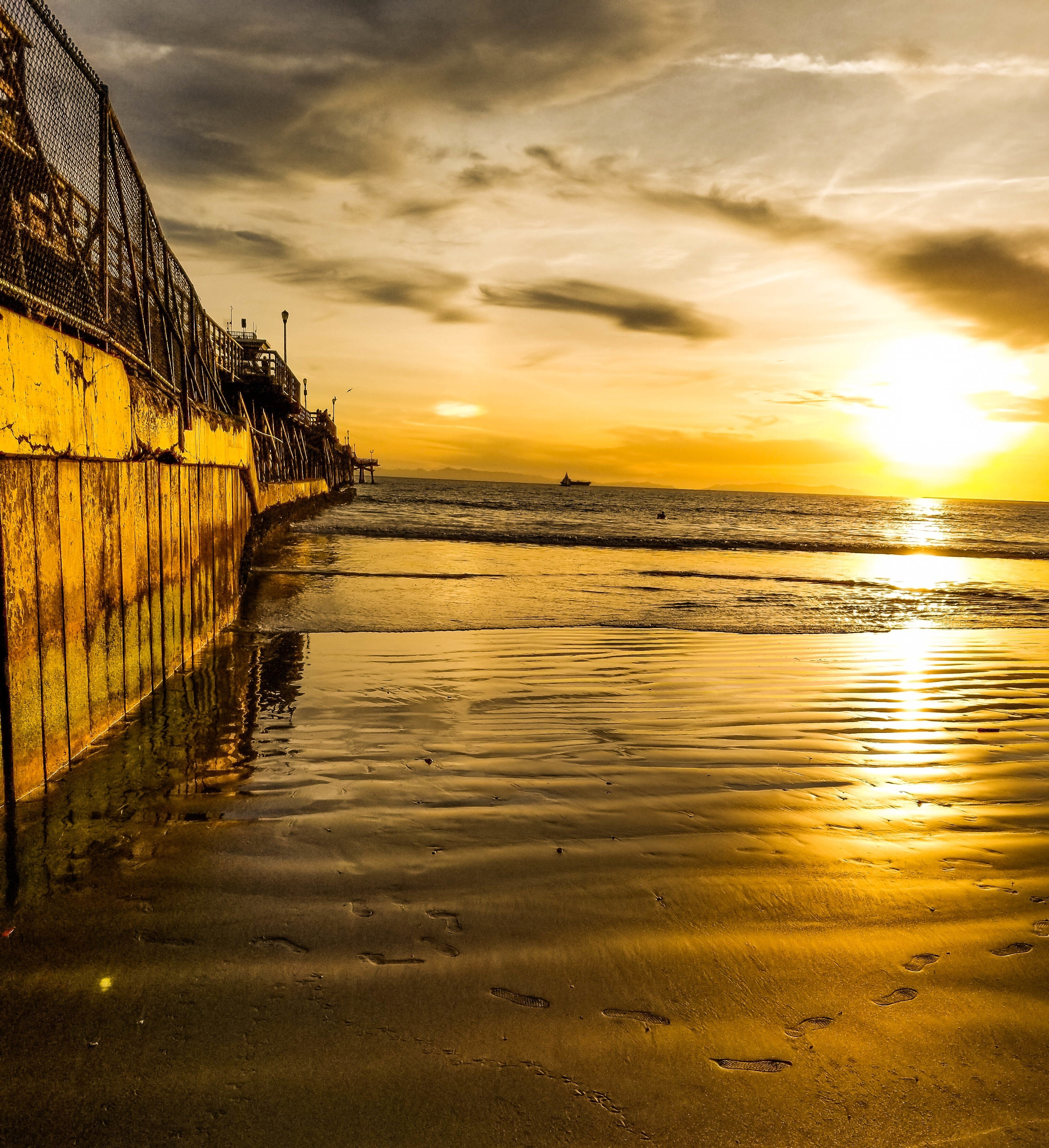 Old Towne, Seal Beach, California, United States of America