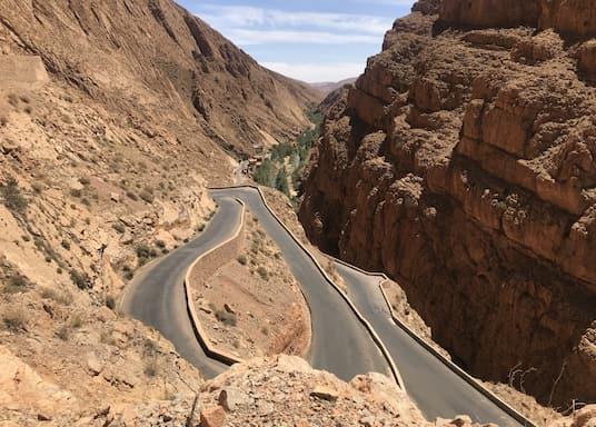 Ait Sedrate Jbel El Soufla, Marruecos
