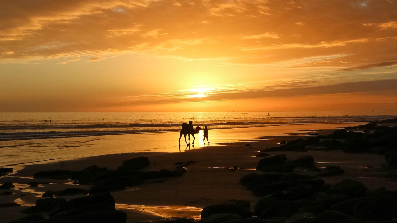Taghazout, Taghazout, Souss-Massa, Morocco