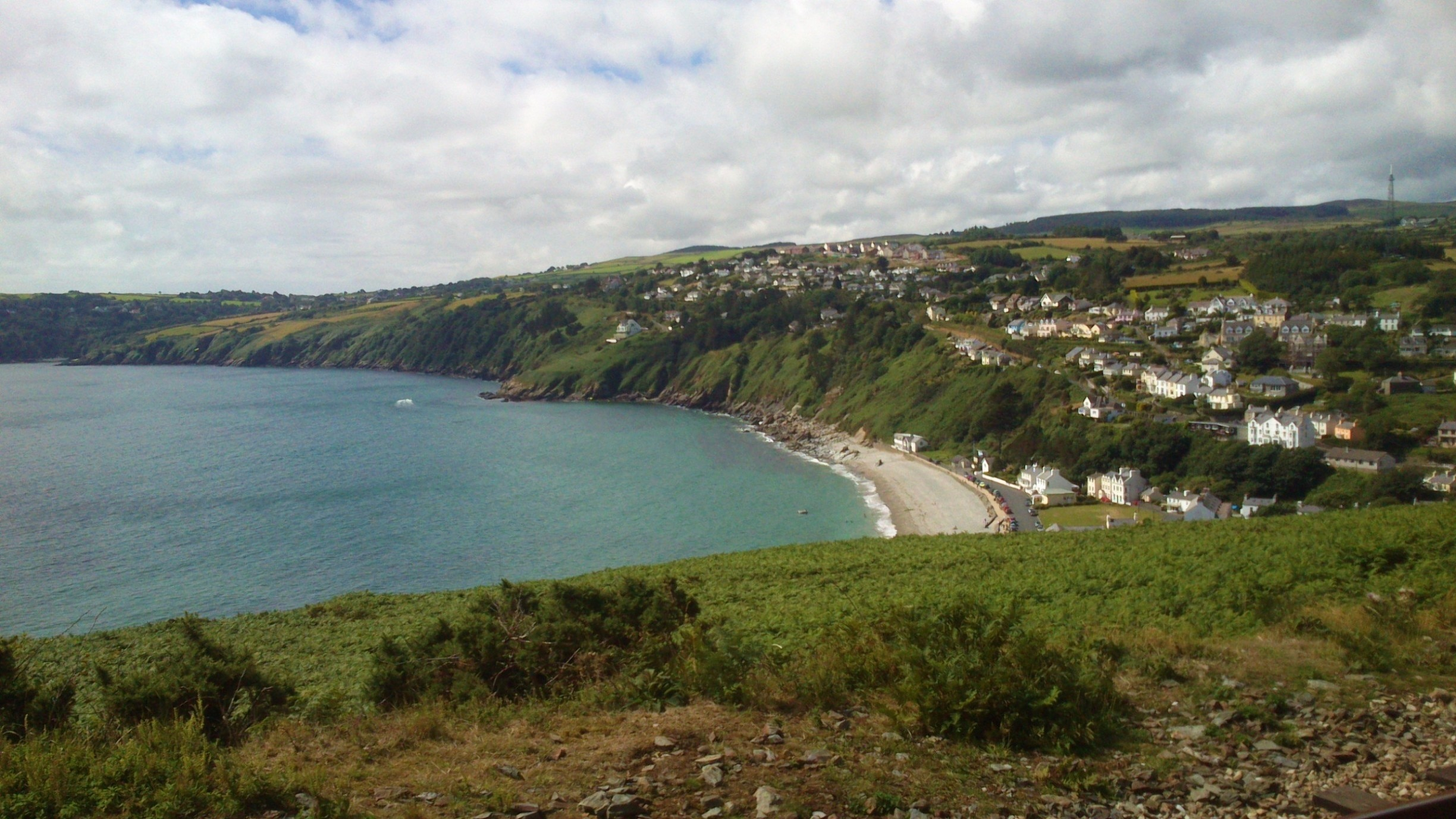 Laxey Beach, Laxey, Isle of Man