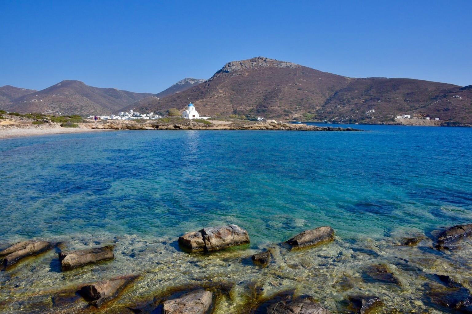 Katapola, Amorgos, South Aegean, Greece