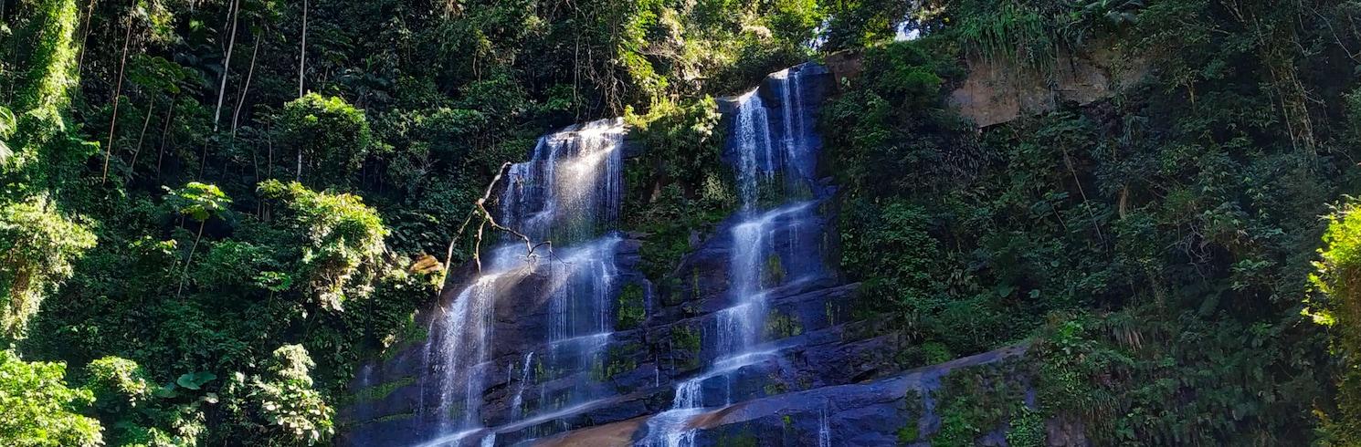 Cachoeiras de Macacu, Brazil