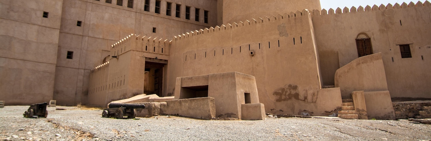 Rustaq, Omán