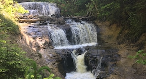 Vodopády Sable