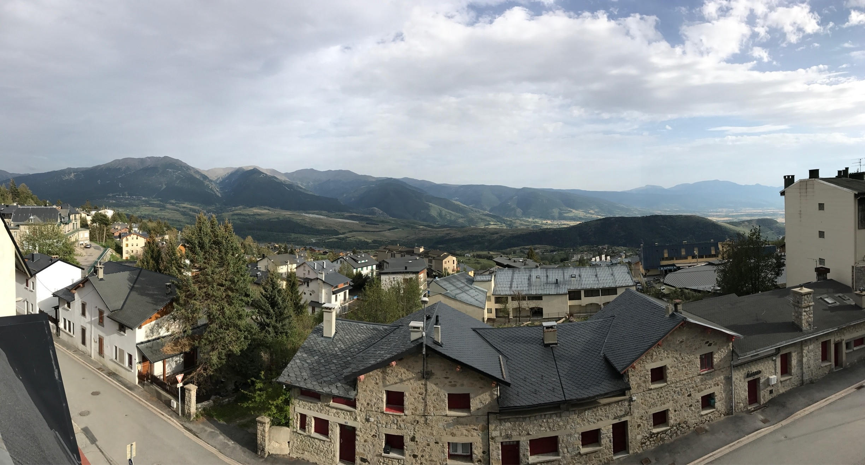 Font-Romeu Ski Resort, Font-Romeu-Odeillo-Via, Pyrenees-Orientales, France