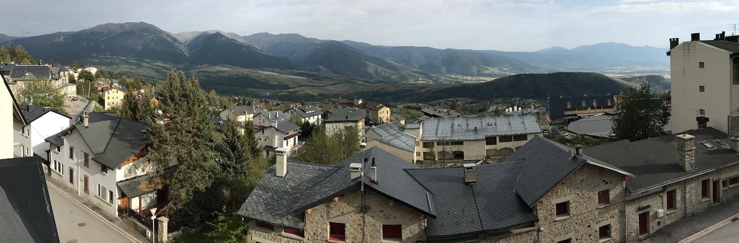 Font-Romeu-Odeillo-Via, Frankreich