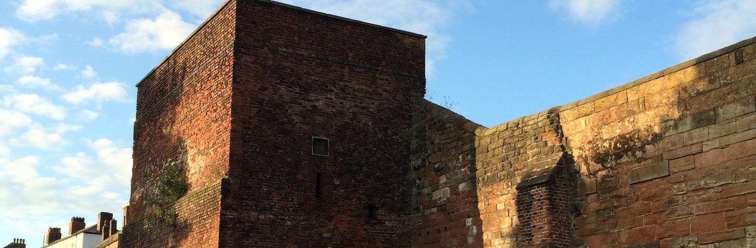 Carlisle, Wielka Brytania
