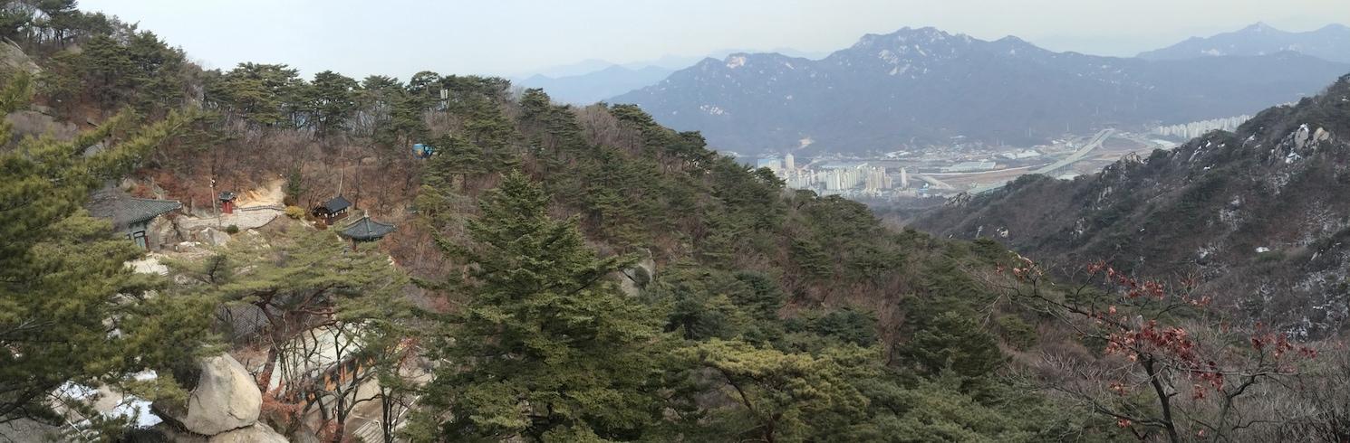 Uijeongbu, Sør-Korea