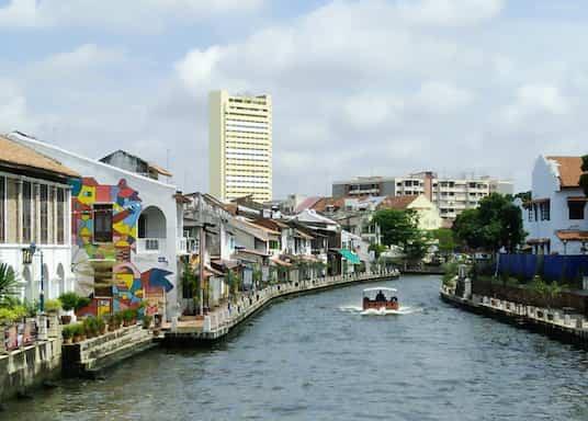 Ciudad de Malaca, Malasia