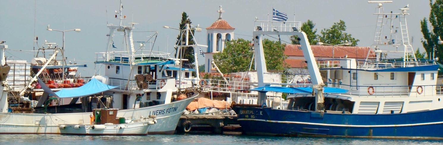 Nestos, Grecia