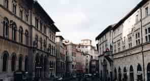 Piazza Matteotti-Perugia