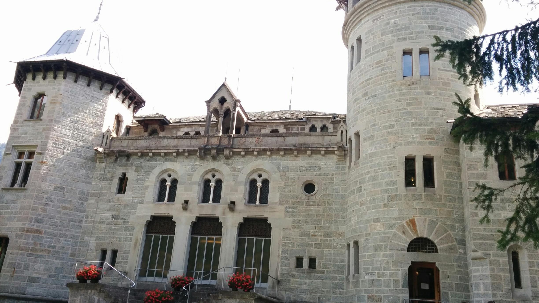 Gressoney-Saint-Jean, Valle d'Aosta, Italy