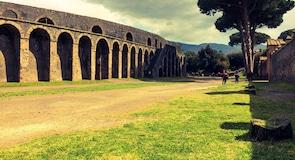 Pompei Amfiteátrum