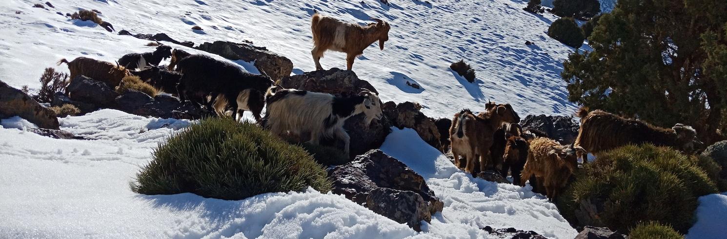 Asni, Μαρόκο