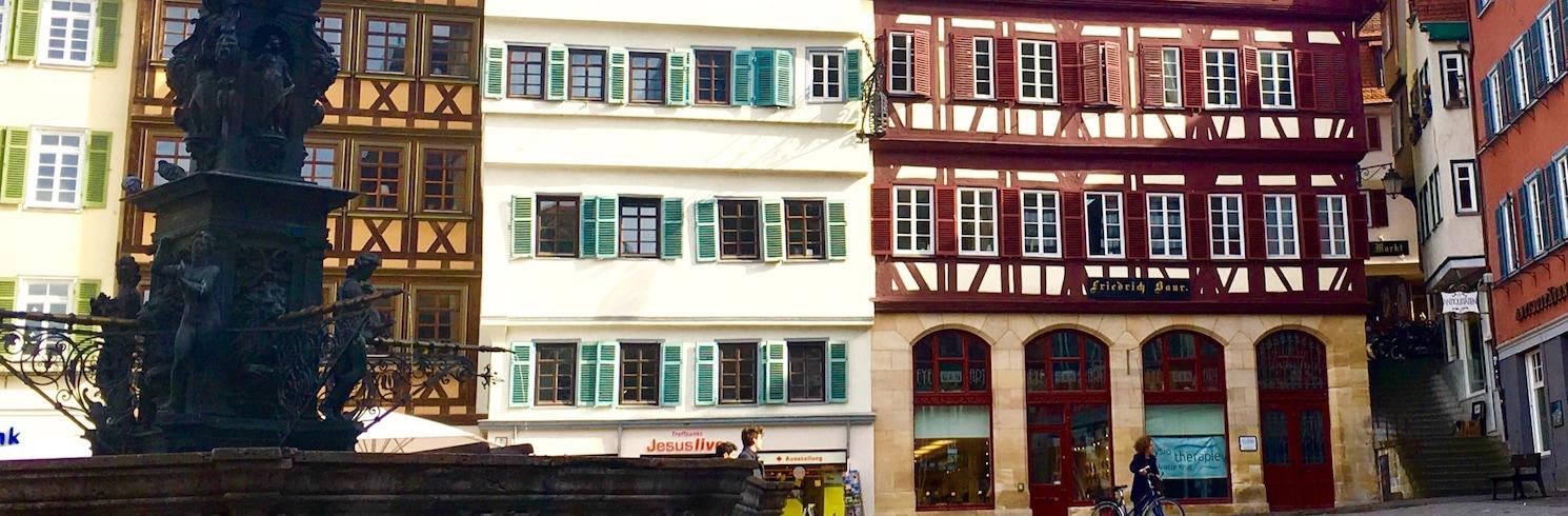 Zentrum, Tyskland