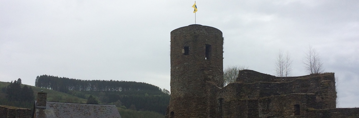 Burg-Reuland, Belgium