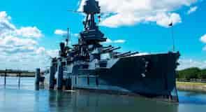 Loď Battleship Texas