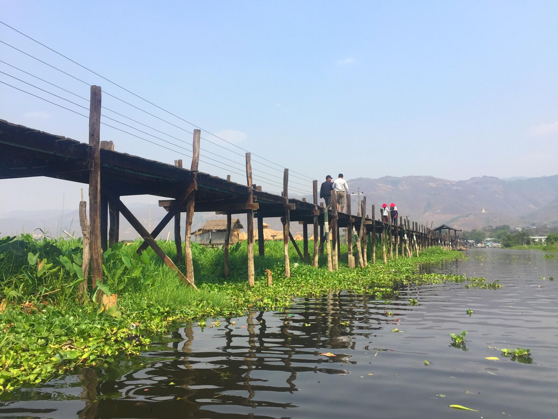 Nga Phe Chaung, Nyaungshwe, Shan State, Myanmar