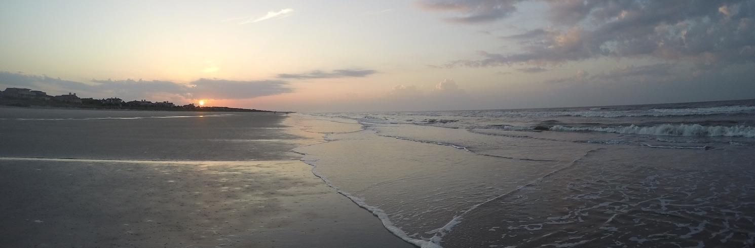 Kiawah Island, Carolina Selatan, Amerika Serikat