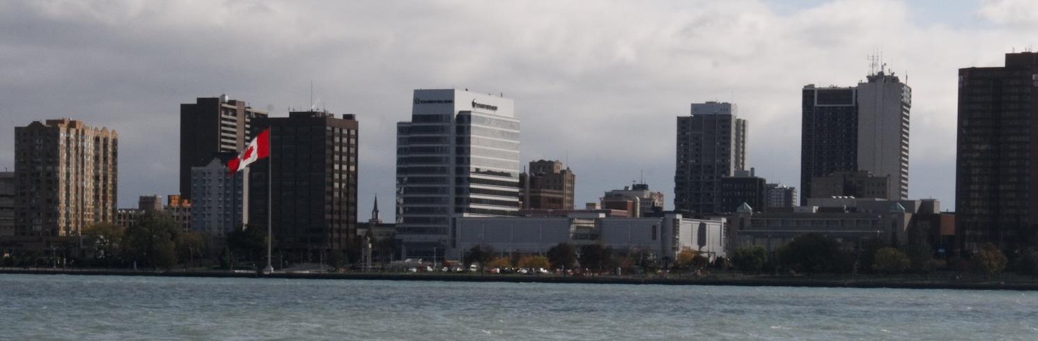 底特律, 密西根, 美國