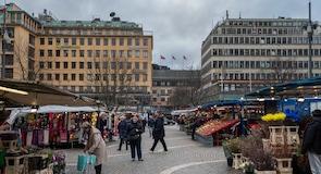 Haymarket Square (Hotorget)