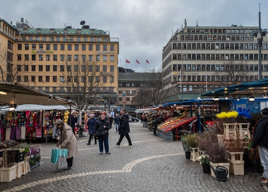 斯德哥爾摩市中心, 瑞典