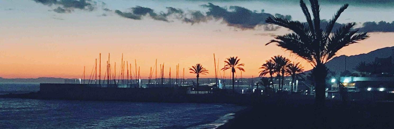 Passeio Marítimo de Marbella, Espanha