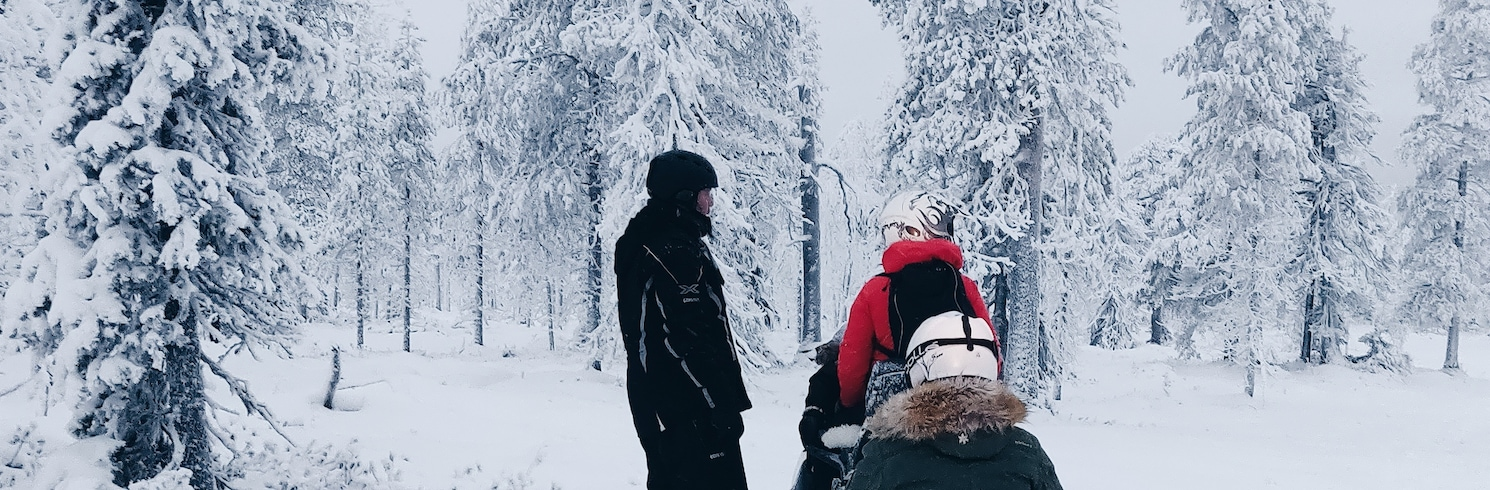 Salla/Posio Region, Finnland