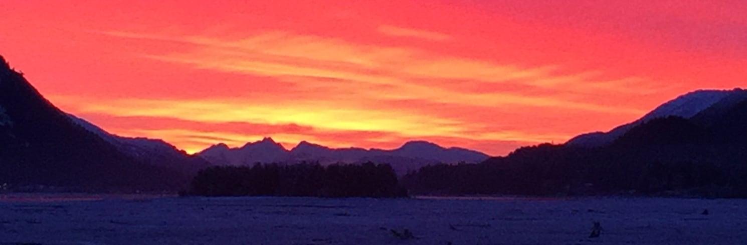 Juneau (og nágrenni), Alaska, Bandaríkin