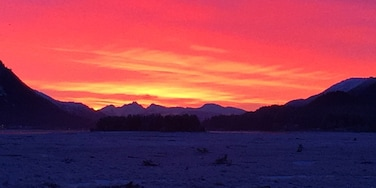 Sunrise Christmas Eve.  This was just shot in my iPhone. #nofilters