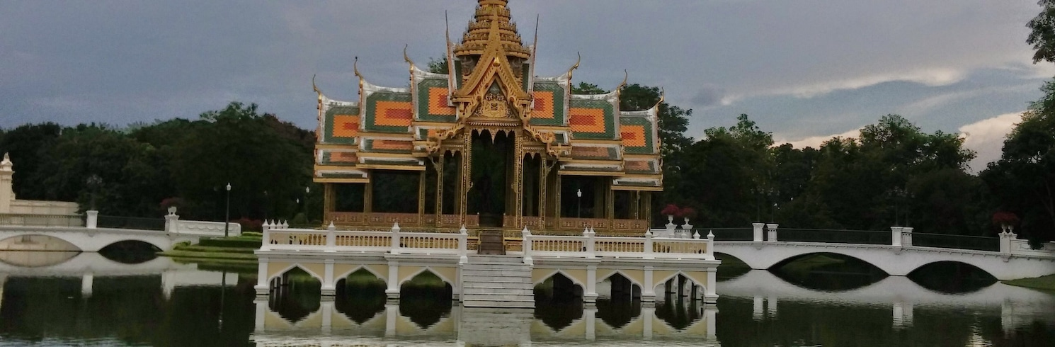 Bang Phae, Taíland