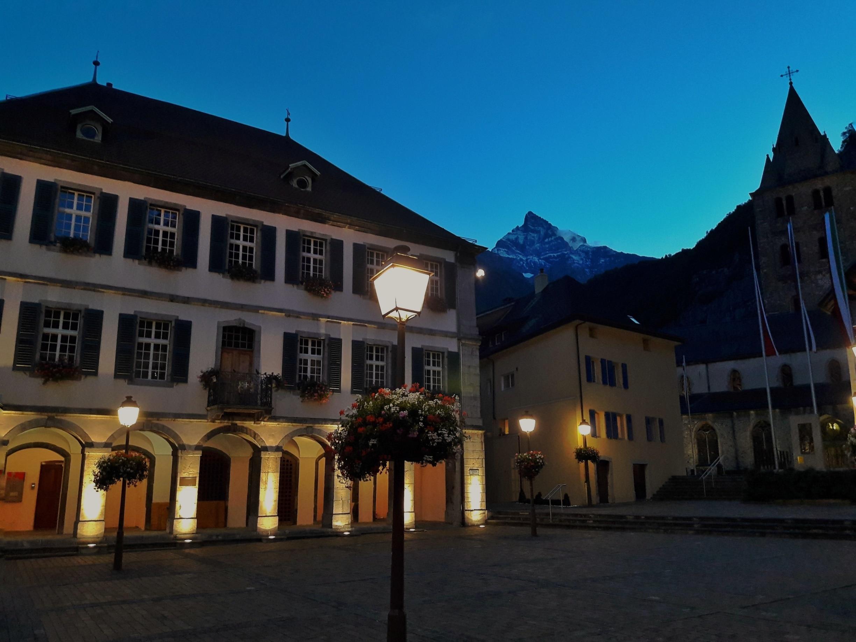 Saint-Maurice, Wallis, Zwitserland