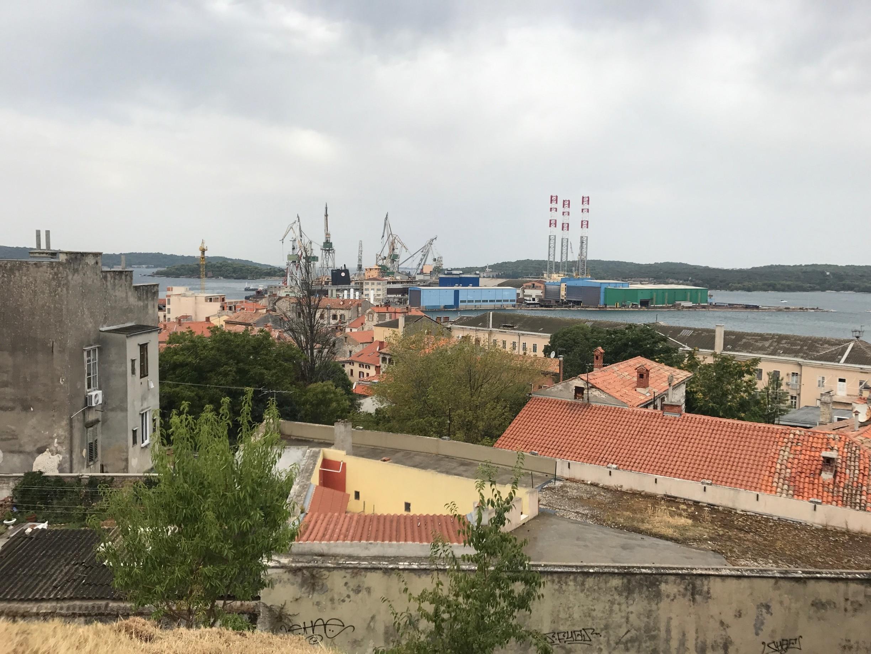 Festung Pula, Pula, Istrien (Bezirk), Kroatien