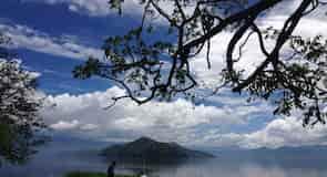 بحيرة لوجو - نينجلانج
