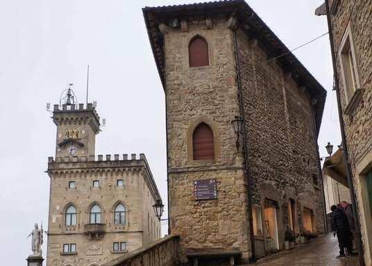 Santarcangelo di Romagna, Itālija