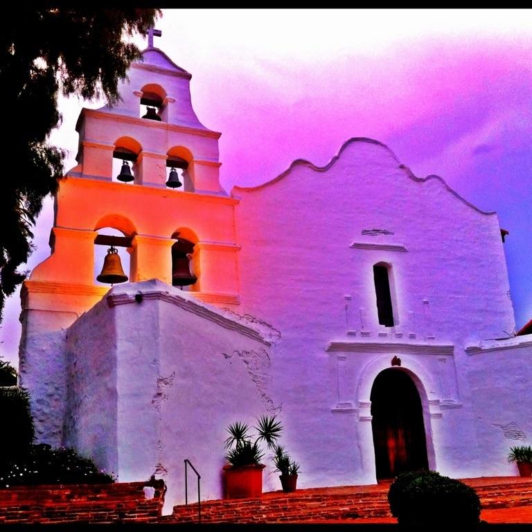 Mission Basilica San Diego de Alcala, San Diego, California, United States of America